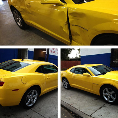 Domestic Auto Body Repair in Canoga Park, CA